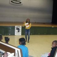 book reading @ westview school 3