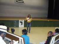 book reading @ westview school 3